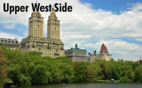 맨해튼 Upper West Side