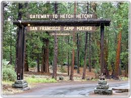 Hetch Hetchy Valley 지역
