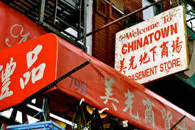 맨해튼 Downtown East Village&China Town