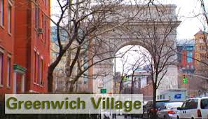 맨해튼 Downtown(Greenwich Village& Soho)